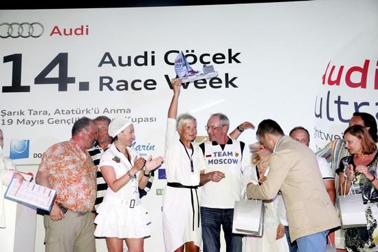 14. Audi Göcek Yarış Haftasından Kareler... 1