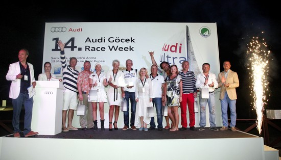 14. Audi Göcek Yarış Haftasından Kareler... 2