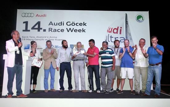 14. Audi Göcek Yarış Haftasından Kareler... 7
