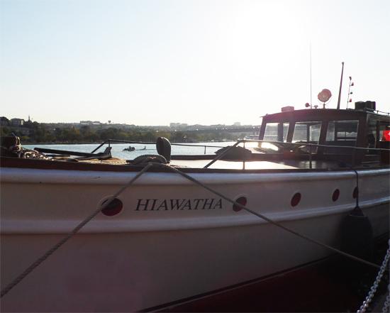 Hiawatha artık Rahmi Koç Müzesi'nde 8