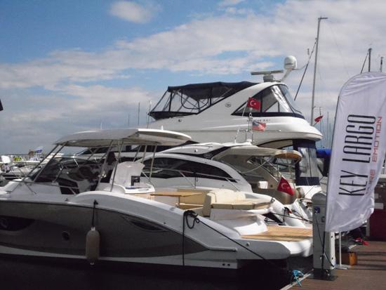 32. Uluslararası Boat Show başladı 2