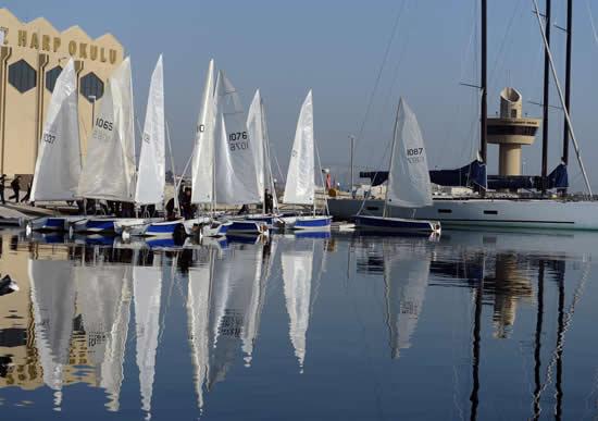 Tuzla'daki Deniz Harp Okulu basını ağırladı 6