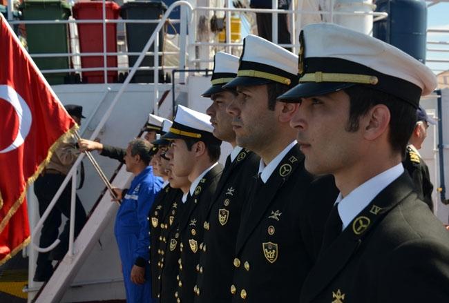 İTÜ Denizcilik Fakültesi Çanakkale Zaferi Anma Seferi 19