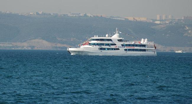 Dentur Avrasya, Dedetaş-1'i denize indirdi 10
