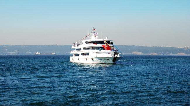 Dentur Avrasya, Dedetaş-1'i denize indirdi 14