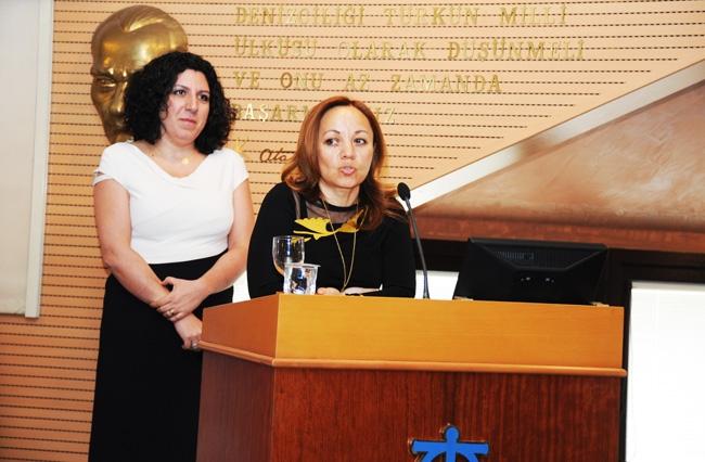 İMEAK DTO Nisan ayı meclis toplantısı gerçekleştirildi 13