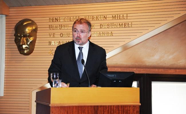 İMEAK DTO Nisan ayı meclis toplantısı gerçekleştirildi 14