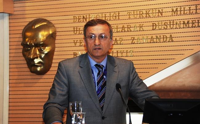İMEAK DTO Nisan ayı meclis toplantısı gerçekleştirildi 15