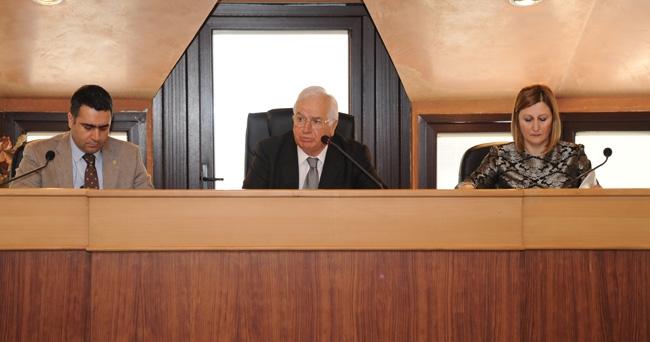 İMEAK DTO Nisan ayı meclis toplantısı gerçekleştirildi 3