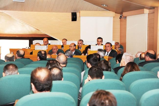 İMEAK DTO Nisan ayı meclis toplantısı gerçekleştirildi 8