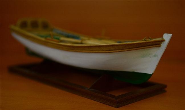 Atatürk'ün teknelerinin maketleri Anıtkabir'de sergilenecek 15