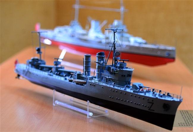 Atatürk'ün teknelerinin maketleri Anıtkabir'de sergilenecek 3