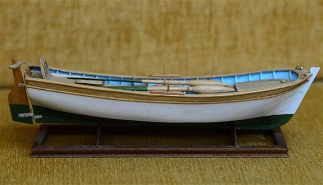 Atatürk'ün teknelerinin maketleri Anıtkabir'de sergilenecek 8