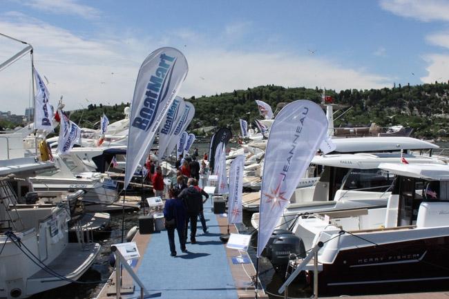 Haliç Boatshow 2014 1