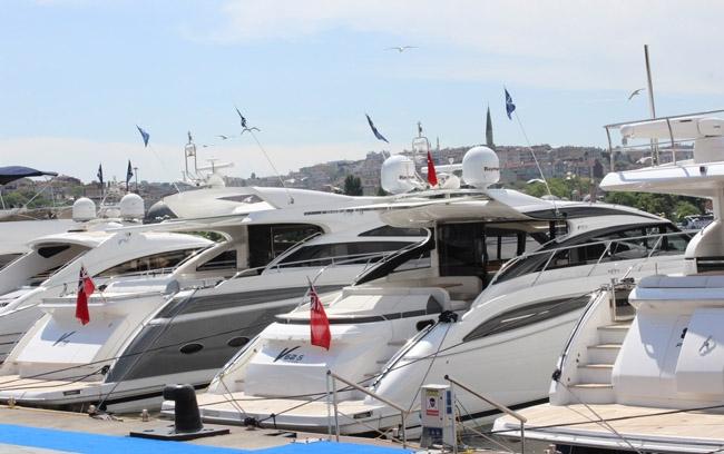 Haliç Boatshow 2014 15