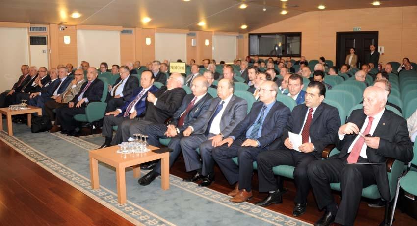 İMEAK DTO Mayıs ayı toplantısı gerçekleştirildi 1