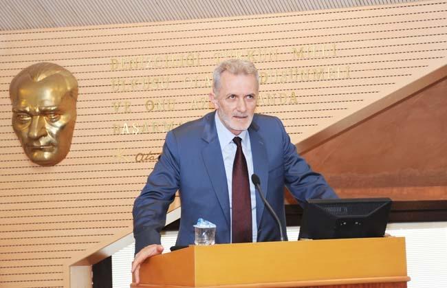 İMEAK DTO Mayıs ayı toplantısı gerçekleştirildi 16