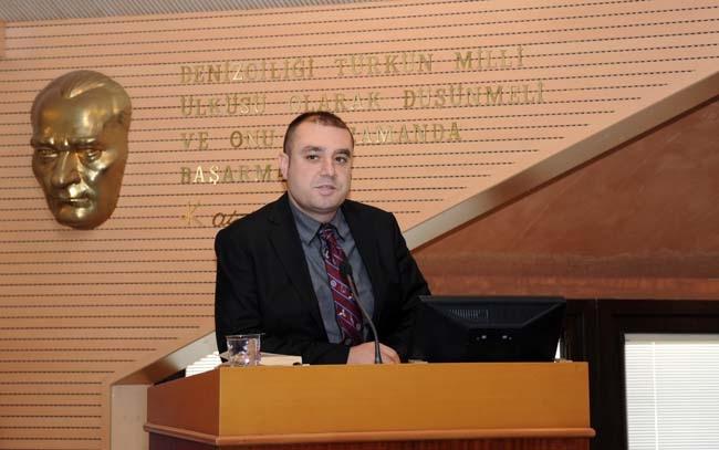 İMEAK DTO Mayıs ayı toplantısı gerçekleştirildi 5