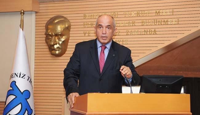 İMEAK DTO Mayıs ayı toplantısı gerçekleştirildi 6