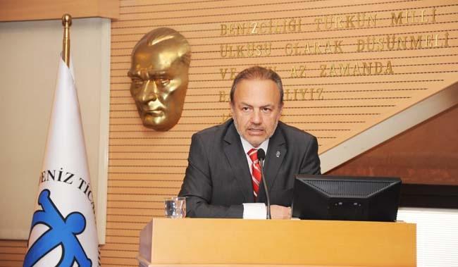 İMEAK DTO Mayıs ayı toplantısı gerçekleştirildi 7