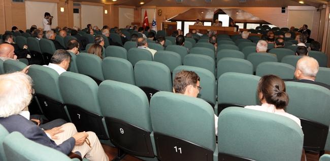 İMEAK Deniz Ticaret Odası Haziran ayı Meclis Toplantısı 1