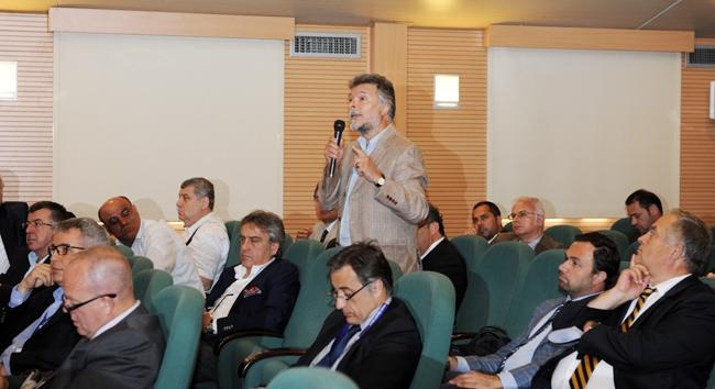 İMEAK Deniz Ticaret Odası Haziran ayı Meclis Toplantısı 7