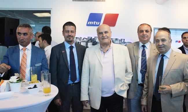 MTU Türkiye, yeni Satış ve Servis Merkezi'ni hizmete açtı 1