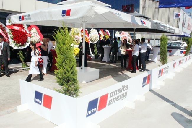 MTU Türkiye, yeni Satış ve Servis Merkezi'ni hizmete açtı 2