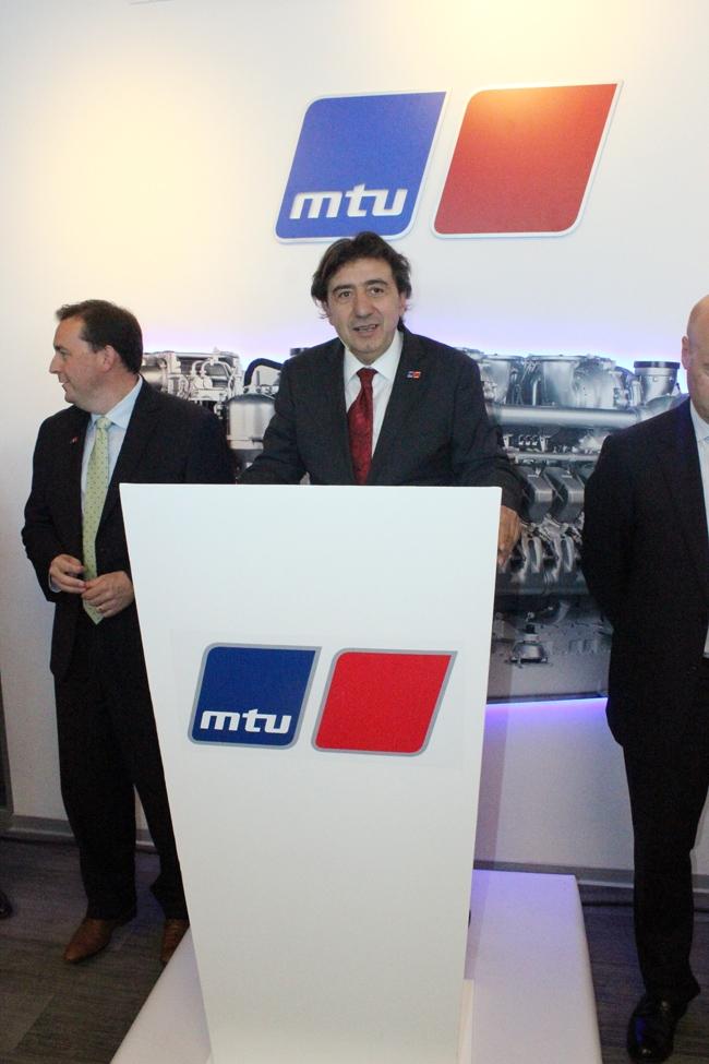 MTU Türkiye, yeni Satış ve Servis Merkezi'ni hizmete açtı 6