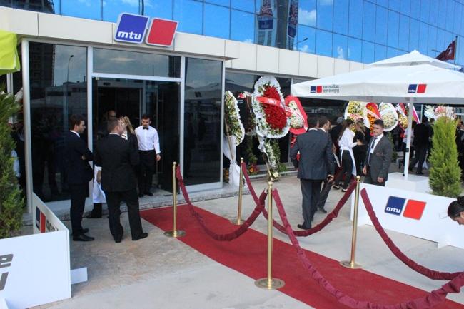 MTU Türkiye, yeni Satış ve Servis Merkezi'ni hizmete açtı 7