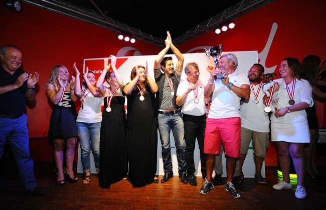 9.Vodafone Red Famous Cup sona erdi 10