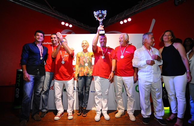 9.Vodafone Red Famous Cup sona erdi 3
