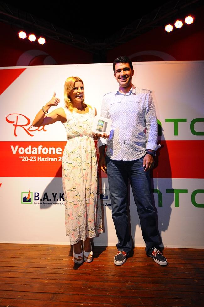 9.Vodafone Red Famous Cup sona erdi 5