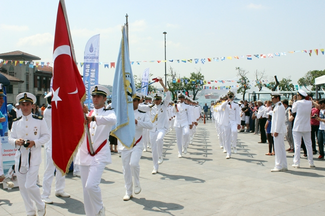 İstanbul'da Kabotaj Bayramı coşkuyla kutlandı 19