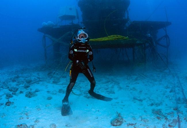 Su altında 31 gün 1