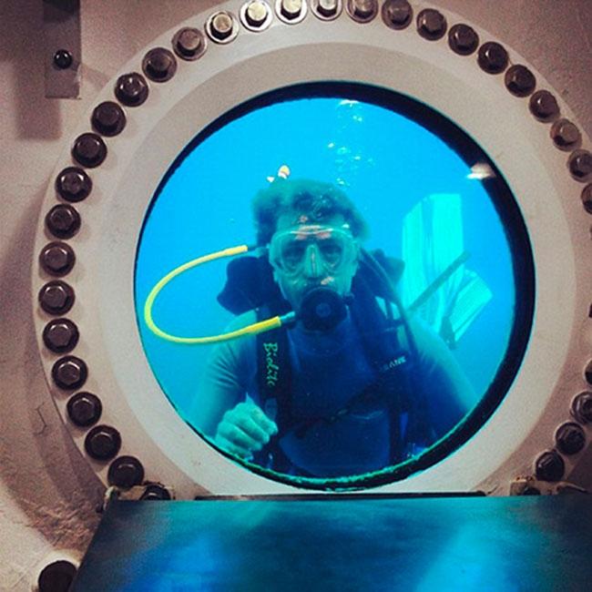 Su altında 31 gün 3
