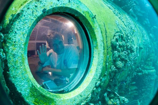 Su altında 31 gün 4