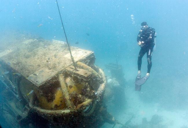 Su altında 31 gün 6