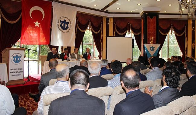 DTO Müşterek Meslek Komitesi Toplantısı 1