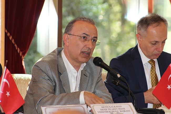 DTO Müşterek Meslek Komitesi Toplantısı 10