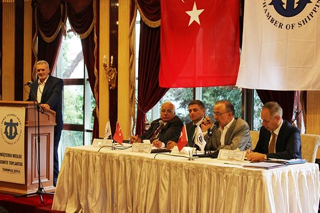 DTO Müşterek Meslek Komitesi Toplantısı 17