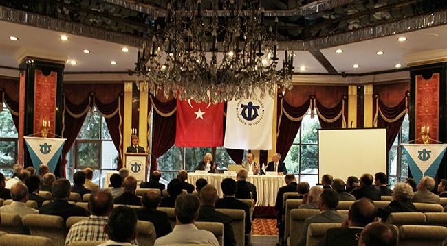 DTO Müşterek Meslek Komitesi Toplantısı 22