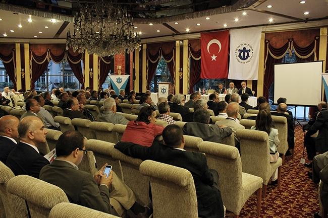 DTO Müşterek Meslek Komitesi Toplantısı 23