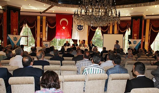 DTO Müşterek Meslek Komitesi Toplantısı 7