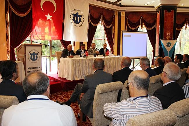 DTO Müşterek Meslek Komitesi Toplantısı 8