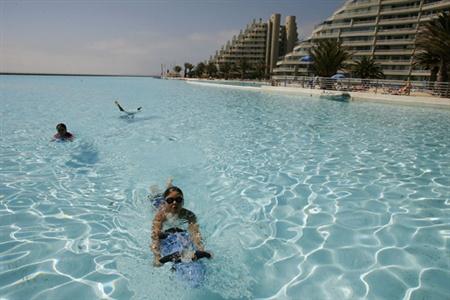 Dünyanın en büyük havuzu 2