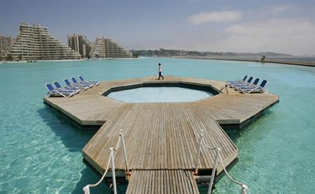 Dünyanın en büyük havuzu 3