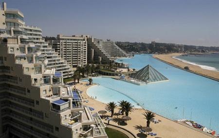 Dünyanın en büyük havuzu 5