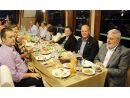 Mavi Marmara'dan Boğaz'da iftar yemeği