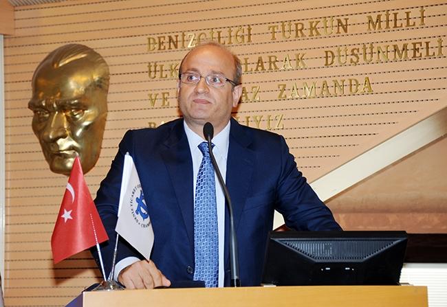 DTO Eylül ayı toplantısı gerçekleştirildi 13